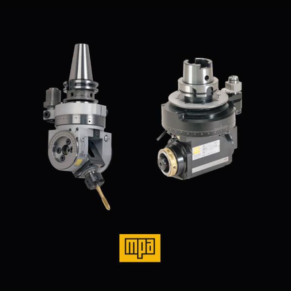 Componente mecánicos MPA